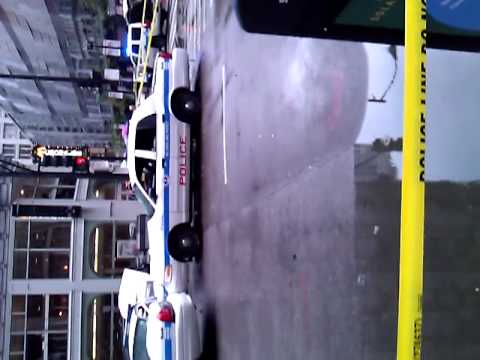 Dhoom 3: Movie Set Downtown Chicago August 26, 2012