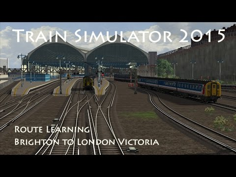 In this next route learning video, we take a Network South East Class 421 from Brighton to London Victoria in the late 1980s. We will be calling at Preston P...