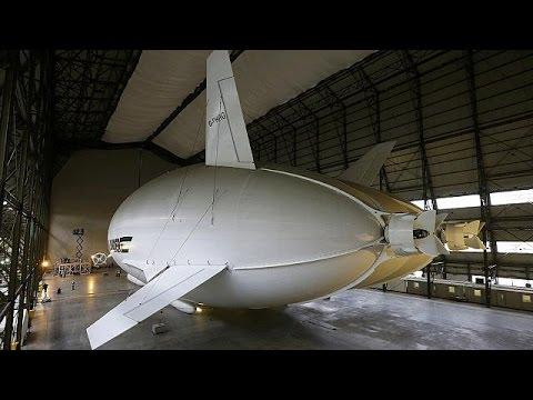 Dünyanın en uzun hava aracının ilk uçuşu baharda