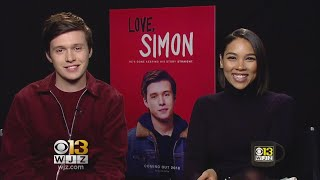 Coffee With: Nick Robinson and Alexandra Shipp