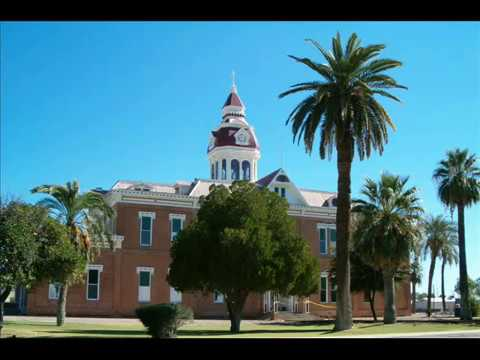 Florence, Arizona Driving Tour and Photos