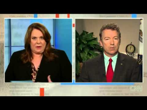 Rand Paul on Benghazi and IRS Targeting of Tea Party Groups - State of the Union 5/19/2013