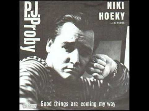 PJProby - Niki Hoeky b/w Good Things Are Coming My Way Video