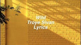 Download Lagu Wild || Troye Sivan Lyrics Gratis STAFABAND