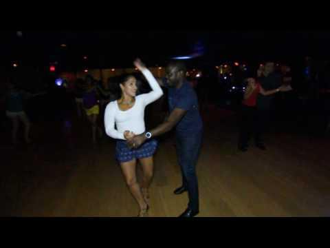 Leonilee w/ Ike, Troy, Yuri @ Amaya Dance Social