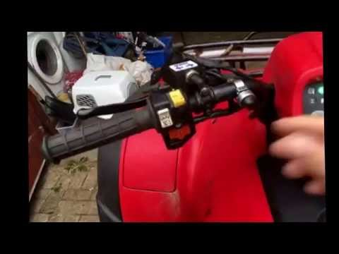 Honda TRX 500 FM review and guide to problems