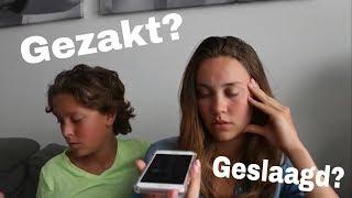 GESLAAGD OF GEZAKT?