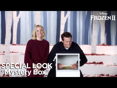 """Frozen 2   """"Mystery Box"""" Special Look"""