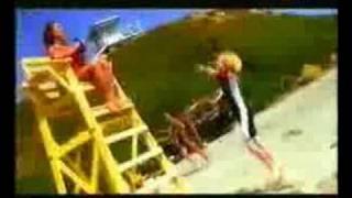 Watch Aaron Carter Surfin USA video