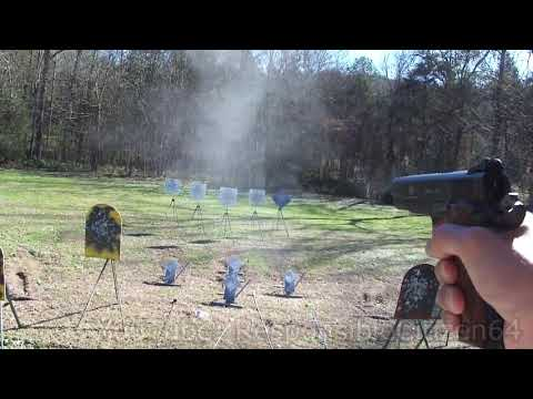 Review of GSG 1911 (.22) : shooting, speed and accuracy
