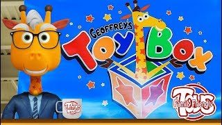 Toys 'R' Us Rebranding and Returning as Geoffrey's Toy Box!