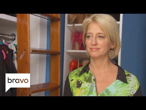 RHONY: Take A Tour Of Dorinda's Home (and Closet!)   Bravo