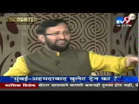 Shri Prakash Javadekar's Interview on TV 9 ahead of Maharashtra Assembly Elections