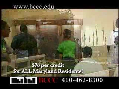Baltimore City Community College 30 Ad