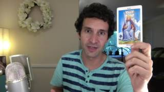 LIBRA July  2017 Extended Monthly Tarot Reading | Intuitive Tarot by Nicholas