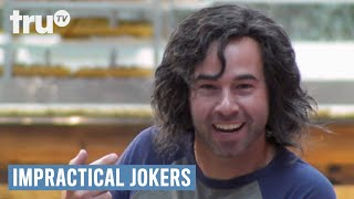 Impractical Jokers - Toilet Roll Face-Off   truTV