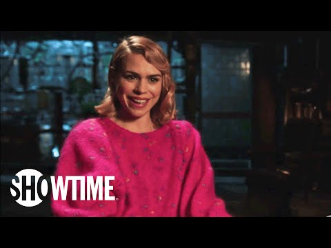 Penny Dreadful | Billie Piper on Dorian Gray, Lily, & Justine's Dynamic | Season 3