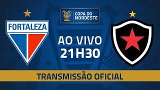 AO VIVO Fortaleza x Botafogo Final Ida Copa do Nordeste 2019