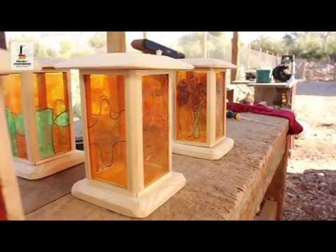 Lámparas Artesanales - Historias de Emprendedores