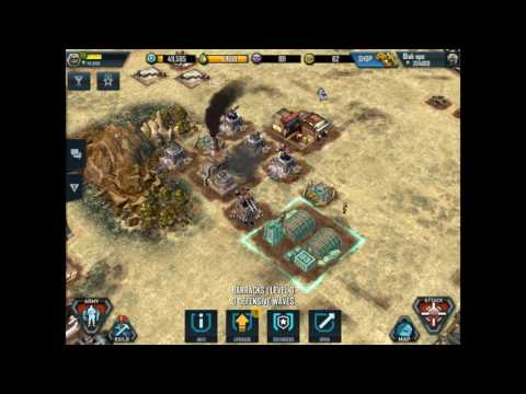 WC: Rogue Assault Command Center lvl 4 base layout
