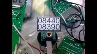 Sharp Memory LCD