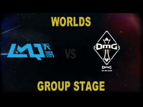 LMQ vs OMG - 2014 World Championship Groups C and D D1G1