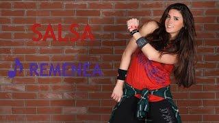 Salsa - Remenea رقصة زومبا على انغام