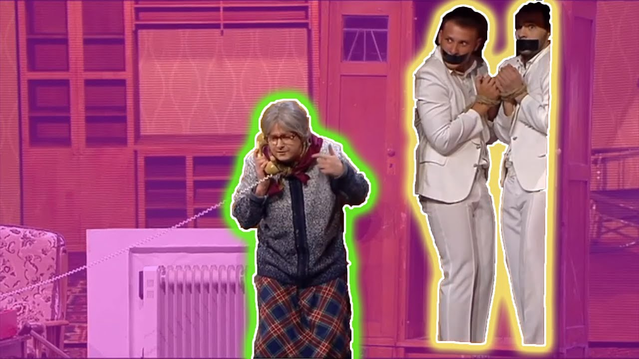 Лучшие Приколы за март месяц - бабушка пошутила лучше всех на Дизель шоу   Дизель cтудио розыгрыш