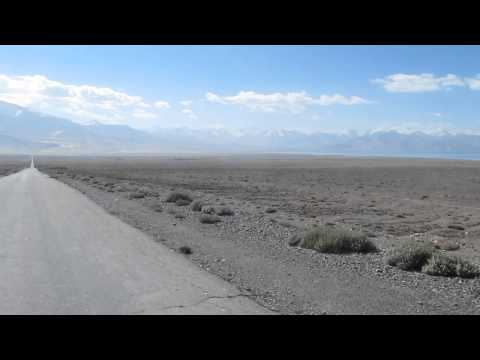 Karakul Lake Pamir Cycling Pamir Highway Karakul