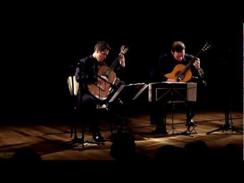 Casablanca Op.77 (A place, a story and a kiss) - Jaime Zenamon - Ipu Vo'E Guitar Duo