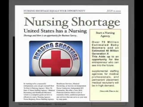 essays about nursing shortage