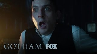 Penguin Is Awakened By A Crash In The Night | Season 3 Ep. 12 | GOTHAM