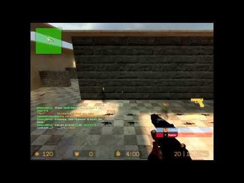 Counter Strike Source Троллинг Америкосов