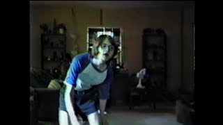 Home Alone 1987 -(Weird Paul) Original Vlogger 80s VHS Home Movies 2017