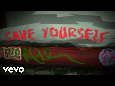 My Darkest Days - Save Yourself (Lyric Video)
