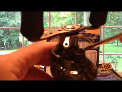 Evercast Camo Fishoflauge - Boca Bearing Install - How To