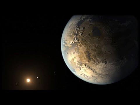 ECCEZIONALE: SCOPERTO PIANETA ABITABILE A 500 AL DA NOI - KEPLER-186f  NASA's Kepler Discovers