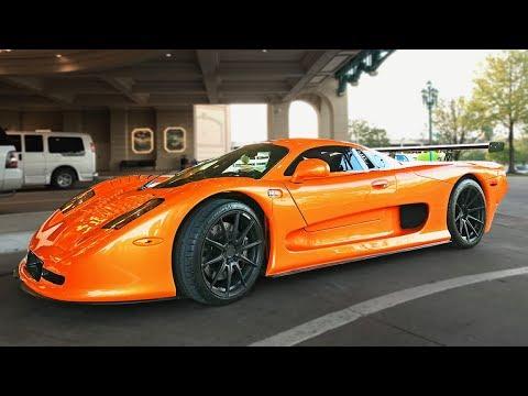 Carbon Fiber Supercar...with a GOD Motor!