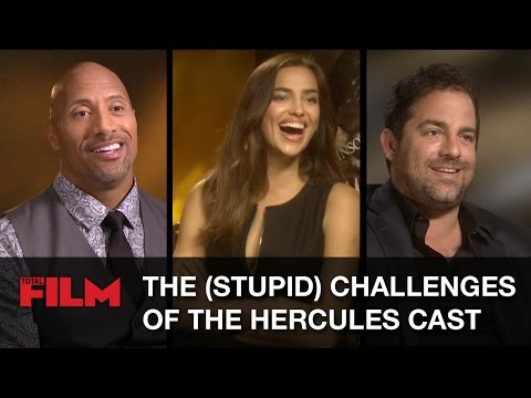 The (Stupid) Challenges of the Hercules Cast