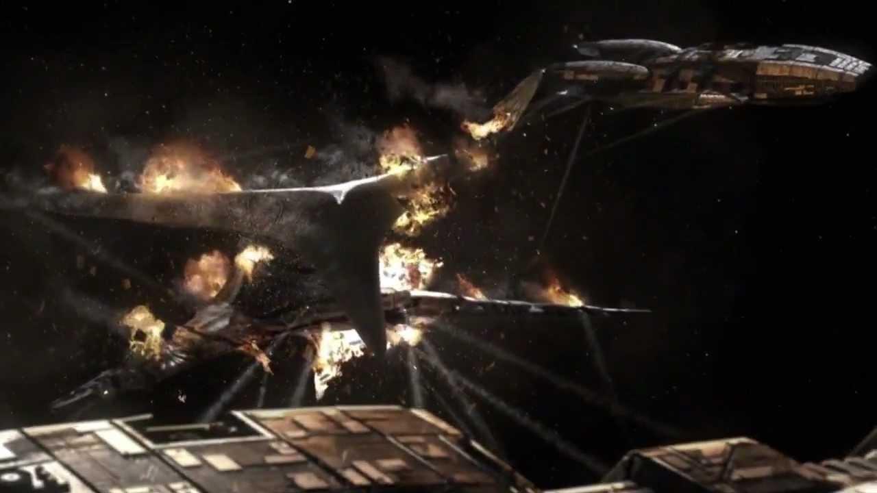 battlestar galactica battle music