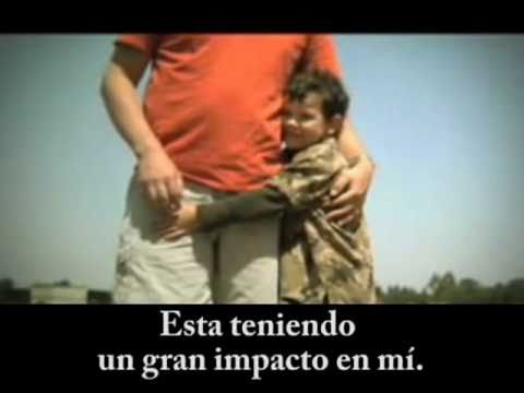 Mensaje de un hijo a sus Padres - ( Message from a son to his parents)