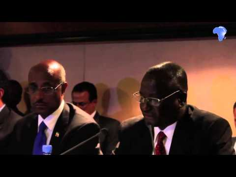 South Sudan rivals sign ceasefire agreement
