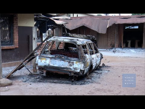 CAR: Sectarian Violence Sweeps Capital