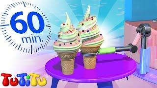 Especial TuTiTu en español   helado   Y otros juguetes   1 Hora Especial