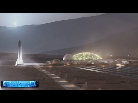 Dangerous SPACE X MOON MISSION! It's Really Happening! 2018