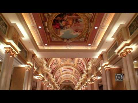The Venetian - Resort, Hotel, Casino - Las Vegas - On Voyage.tv