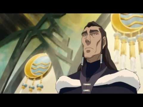Legend Of Korra Season 2 | Episode 1 (part 1) video