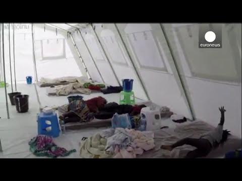 Premier cas d'Ebola aux États-Unis