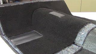 Automotive Trim Carpets' - Car Upholstery