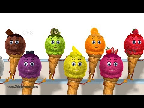 download lagu Ice Cream Song For Kids  Learn Colors  gratis